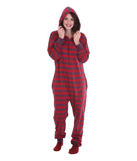 onesie pajamas retro hooded onesie pajamas funzee