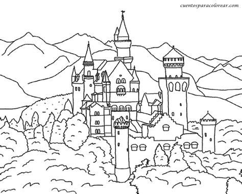 imagenes de paisajes para colorear e imprimir dibujos para colorear paisajes naturales