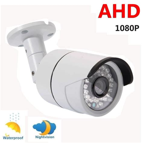 Cctv Avicom Ahd 2 Mp 2 Megapixel Infared Outdoor Technology Japan cctv 1080p ahd 2 0mp hd analog outdoor security 36led vision metal ebay