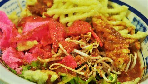 makanan tradisonal indonesia asinan jakarta makanan khas
