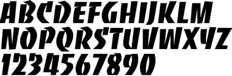 Banco Font by Director S Choice Design Week