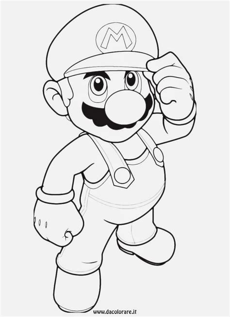 blank coloring pages mario ice mario free coloring pages