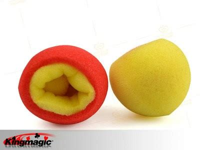 Color Changing Sponge colour changing sponge balls kingmagic wholesale magic