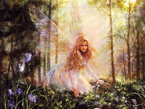 beautiful fairies march 2012 fairy background wallpapers