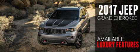 luxury jeep grand luxury features for the 2017 jeep grand