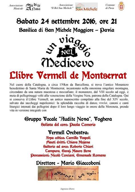 concerti pavia concerto di musica medievale in san michele a pavia pavia