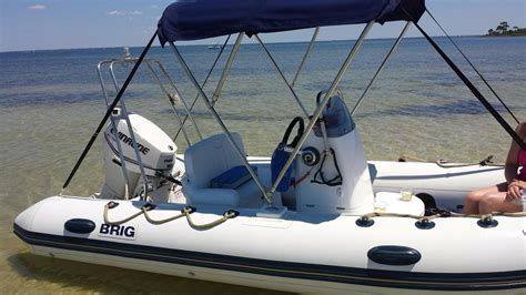 used boat tenders for sale 2013 used brig 450hl tender boat for sale 17 995 fort