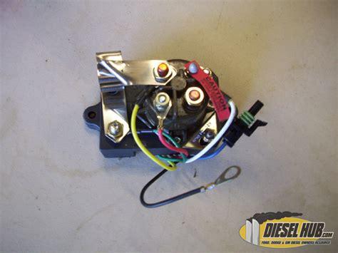 idi glow controller diagram 7 3 idi glow relay