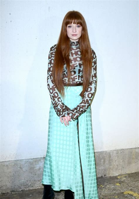 Nicola Roberts – House of Holland Show, London Fashion ... Nicola Roberts Fashion