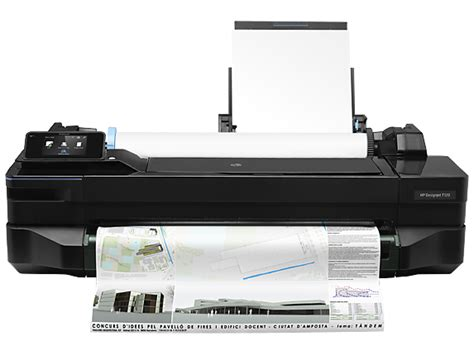 Roll Printer Hp hp designjet t120 24 in eprinter