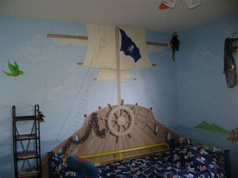 Pirate Bedroom Decor by Murals On Murals Pan And