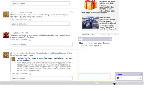elgg themes facebook free twizanex bottom chat for elgg 1 8 elgg org