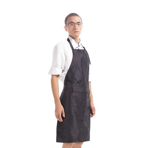Apron Craft Celemek Dapur Celemek Masak Apron Masak Dapur Baju Dapur celemek koki masak work apron black jakartanotebook
