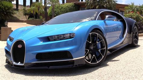 How To Start A Bugatti 2017 Bugatti Chiron Start Up Exhaust In Depth Review
