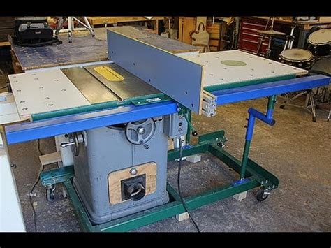 Biesemeyer Fence For Craftsman Table Saw by How To Make Biesemeyer Style Guide Rails Table Saw Guide