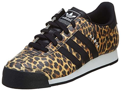 adidas original c75459 samoa s leopard print casual fashion shoes sneakers ebay