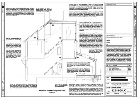 Rear Porch 4 point plans projects