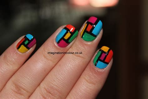 acrylic paint and nail nail acrylic paint nail designs
