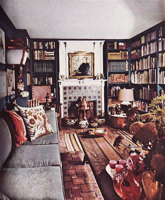 cluttered living room eaton square interesting pictorial document of 60s