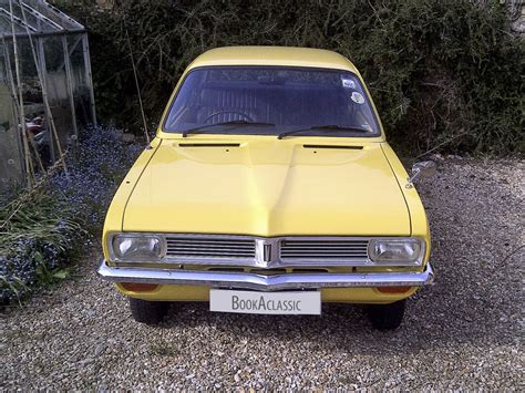 Wedding Car Yeovil by Vauxhall Viva E For Hire In Yeovil Bookaclassic
