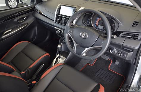 Cover Pedal Trd Sportivo Cover Pedal Cover Pedal Racing Cover 2013 toyota vios officially launched in malaysia five