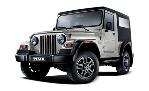 mahindra thar modified seating mahindra thar price in india images mileage features