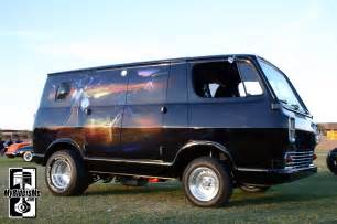 custom vans chevy truckin magazine html autos weblog