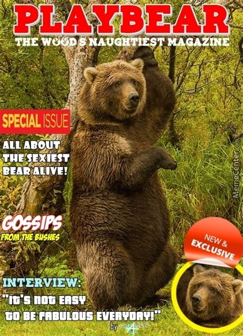 Gay Bear Meme - ridiculously good looking bear by fraterbbobbo meme center