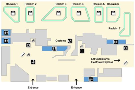 heathrow terminal 5 floor plan london heathrow terminal 4 maps heathrow airport guide