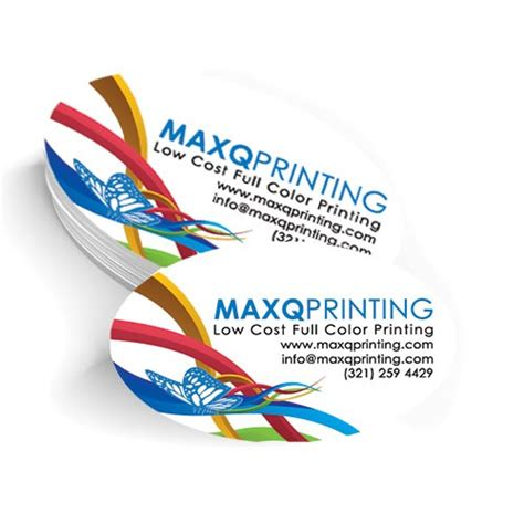 business cards templates 2x3 5 color printing 2x3 5 oval business card with matte