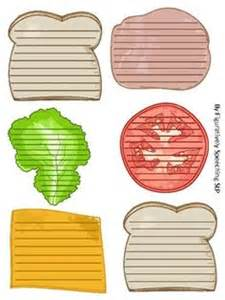 sandwich template for writing 1000 ideas about paragraph writing on topic