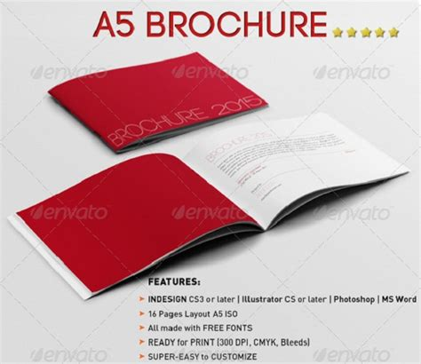 brochure templates pages 10 best brochure templates for designers pixel77