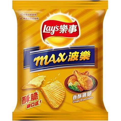 《樂事》max波樂洋芋片 香酥雞腿43g