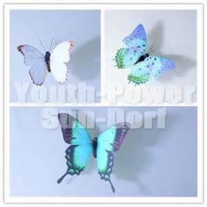home decor butterflies 12pcs 3d wall sticker butterfly home decor art decorations