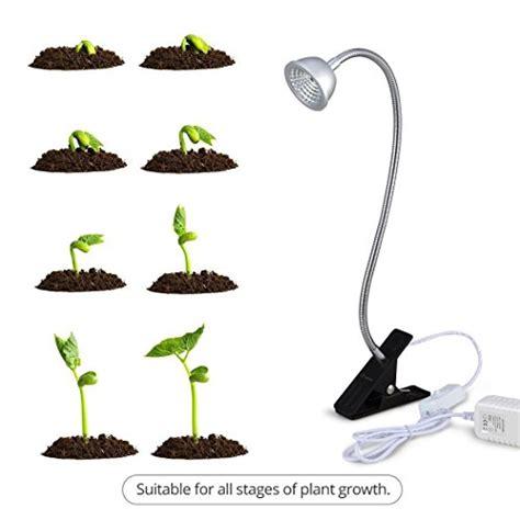 Led Desk L Grow Light by Led Grow Light Aceple 6w Desk Plant Grow Light With