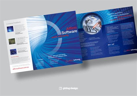 leaflet design software for mac phlet design software top 5 brochure design software