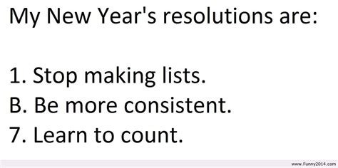 humorous new years resolutions quotes quotesgram