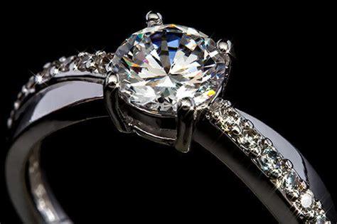 Verlobungsringe Silber Paar by Verlobungsring 925 Silber 1 4 Karat Silber Ring Mit