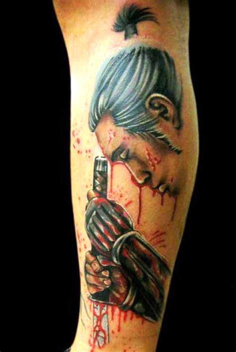 samurai tattoo forearm insigniatattoo com