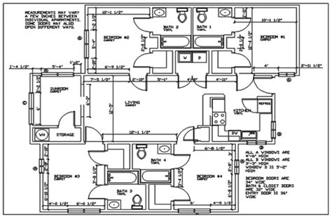 university floor plans ncsu apartment university woods floor plans