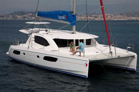 catamaran boat of the year sunsail 444 catamaran named 2012 boat of the year nominee