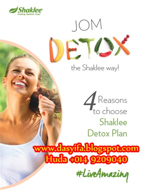 Shaklee Detox Plan by Promosi Superbest Sempena National Conference 2016