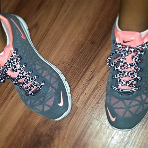 shoes nike pink nike running shoes leopard print