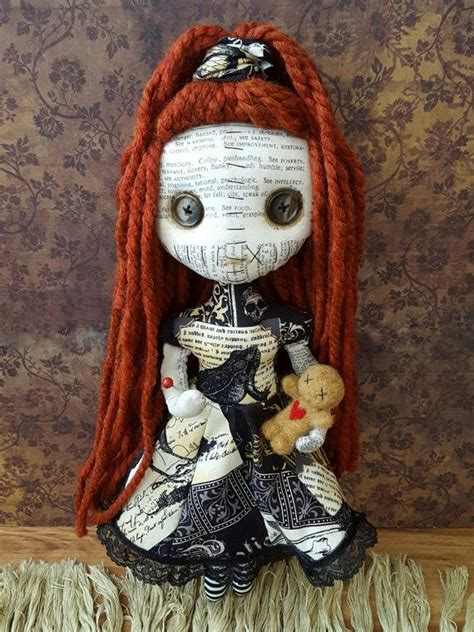 Creepy Handmade Dolls - 17 best images about voodoo dolls on