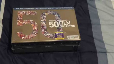 film blu youtube tag unboxing best of warner bros 50 film collection blu