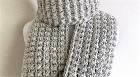 pattern for crochet scarf crochet and knit