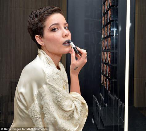 what lipstick does yolanda foster wear gigi hadid wears grey lipstick in new york city daily