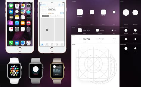 ios app template ios 9 app icon template psd 72pxdesigns