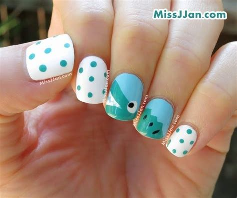 tutorial nail art pinterest tutorial alligator nail art nail art tutorials