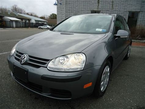 how to sell used cars 2008 volkswagen rabbit navigation system purchase used 2008 volkswagen rabbit s hatchback 2 door 2 5l flood runs drives no reserve lqqk